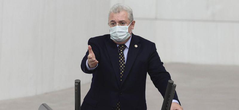 """""""Sayın Kılıçdaroğlu, belirli bir süredir bir infial ve gerginlik stratejisi içinde kaotik ortam oluşturma peşinde koşuyor"""""""