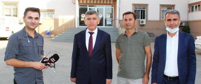 İl Müdürümüz TRT Kurdi'de Canlı Yayındaydı