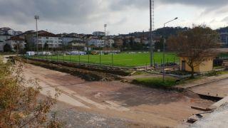 Amatör spor sahaları yenileniyor