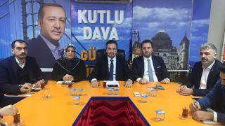 Ak Parti'de icra kurulları toplandı