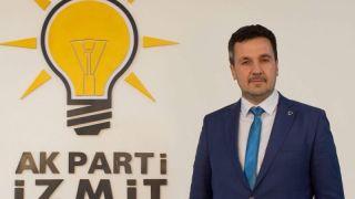 AK Parti İzmit'te Rıfat Akbaş Aday