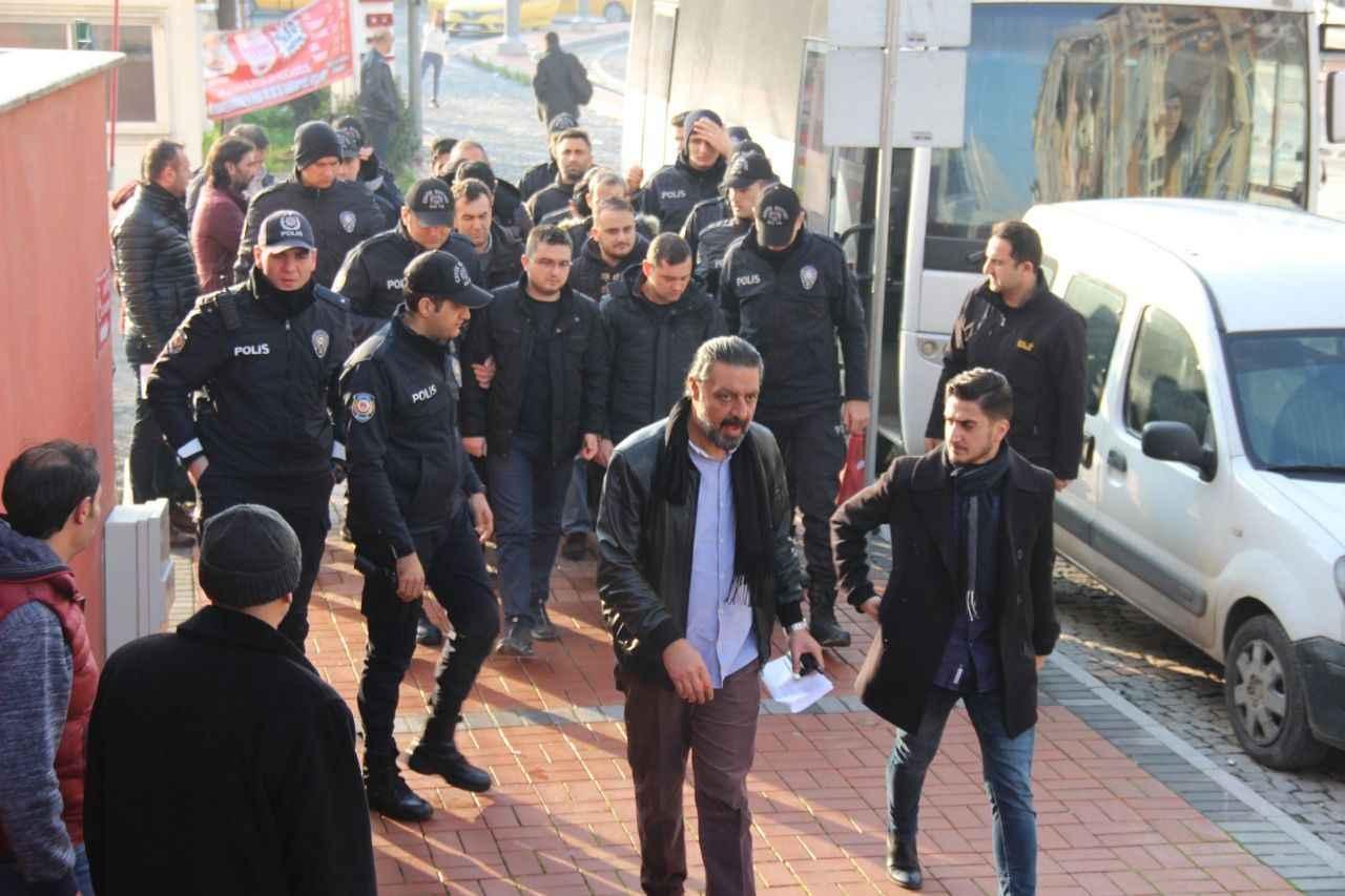 FETÖ operasyonlarında 12 şüpheli gözaltına alındı 1