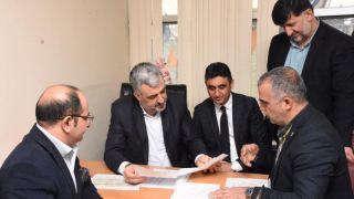 Eryarsoy Dilovası'nda seçim çalışmasına katıldı