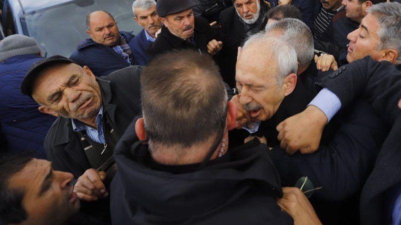 Kılıçdaroğlu'na yumruk atan Osman Sarıgün için karar verildi