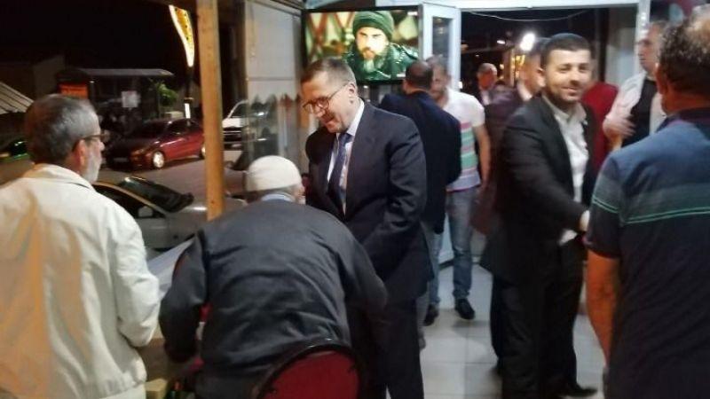 İYİ Parti Türkkan ile  Kartepe'de çıkarma yaptı