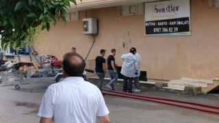 Darıca'daki depoda yaralı kurtarılan kadınlardan biri yaşamını yitirdi