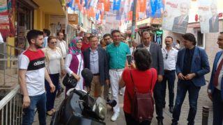 İYİ Partililer İstanbul'a taşındı