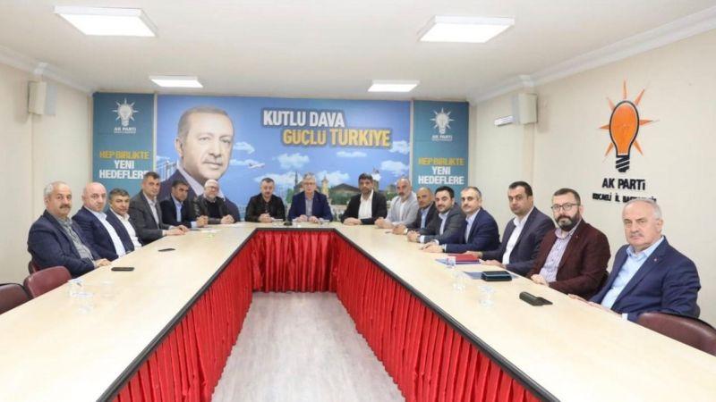Erdoğan'ın kampanya çağrısına ilimiz belediye başkanlarından destek yağdı