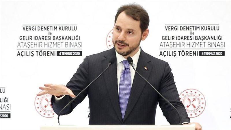 Albayrak: Türkiye'nin ekonomik krize gireceğini söyleyenler pandemi dönemimizdeki performansımızla hüsrana uğradı