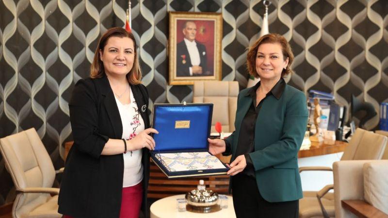 Safranbolu Belediye Başkanı Köse  Hürriyet ve ekibinden projeleri dinledi