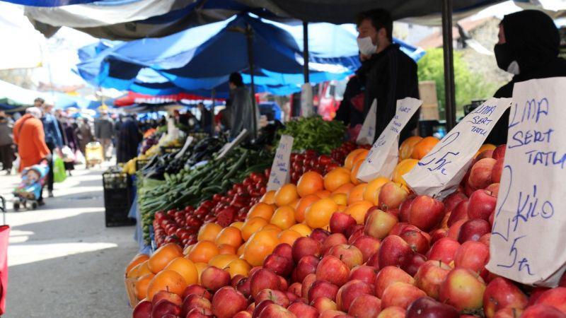 İşte 8-15 Mayıs'ta Gölcük'te kurulacak semt pazarları