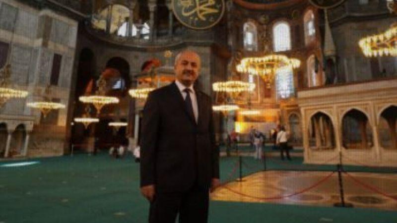 Başkan Büyükgöz, UCLG-MEWA toplantısına katıldı