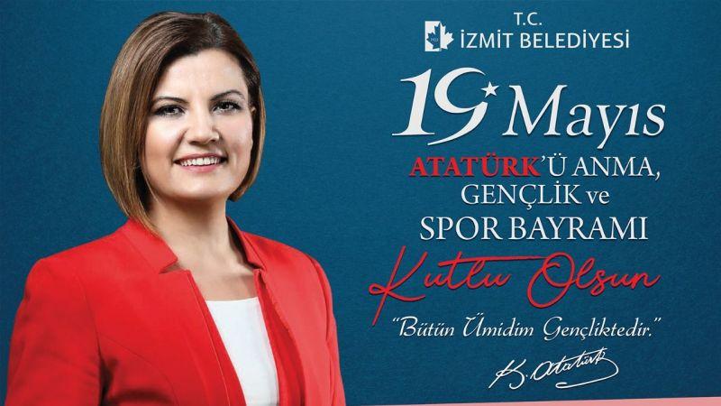 19 Mayıs İzmit sokaklarında yine coşkuyla kutlanacak