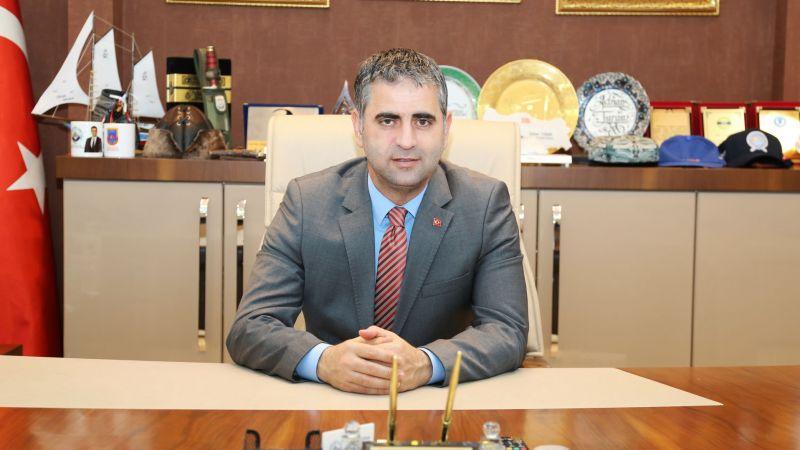 Başkan Turan'dan 19 Mayıs mesajı