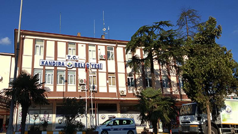 Kandıra Belediye Meclisi İsrail'in saldırılarını kınadı