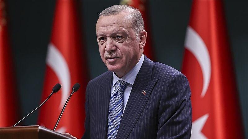 Erdoğan: Türkiye güçlendikçe gençlerimize daha çok fırsat sunmaya devam edeceğiz