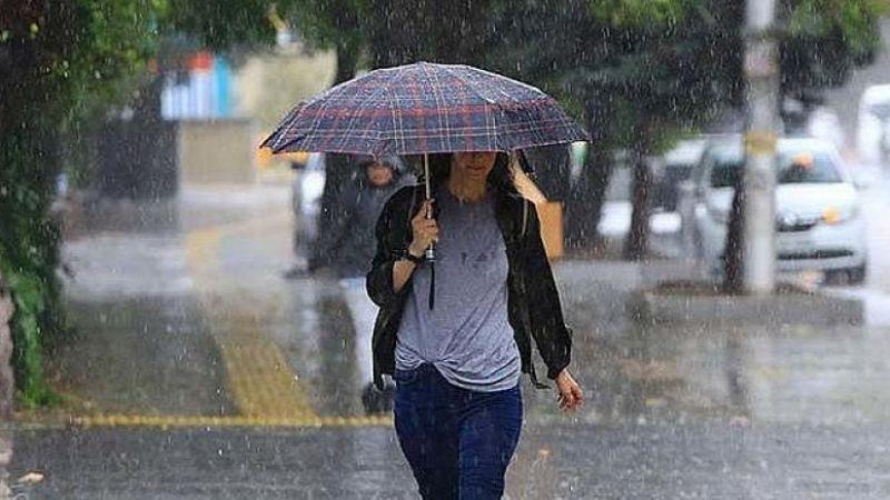 Kocaeli'ye yağış geliyor!