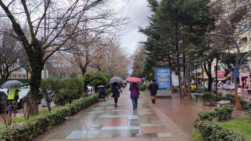 Kocaeli'de iki gün sağanak yağmur