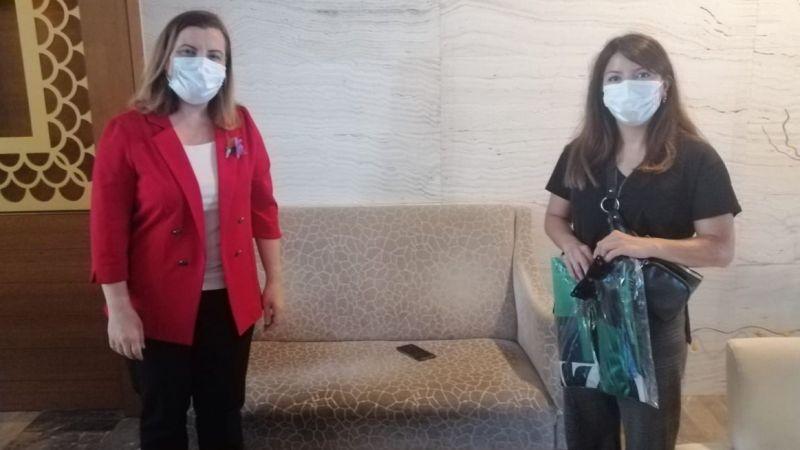 Tribündeki Kocaelispor sevgisi Hürriyet ile Antalya'ya taşındı