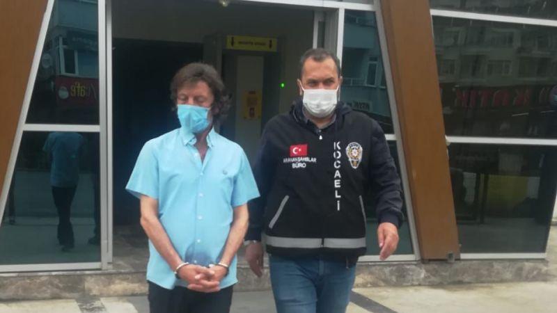 Aranan şahıs polise yakalandı