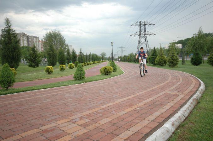 Bisiklet ulaşımı bu proje ile daha da yaygınlaştırılacak