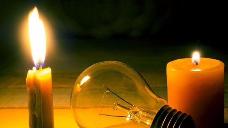"""Yarın 5 ilçede elektrikler kesilecek """"25 Mayıs Salı"""""""