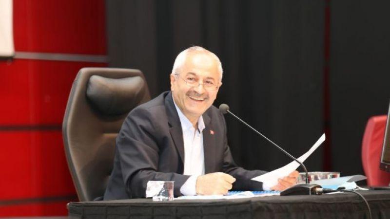 """Büyükgöz, """"Gebze Belediyesi mali disipliniyle Türkiye'deki Belediyeler arasında bir numara"""""""