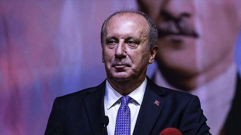 Muharrem İnce, Mustafa Demirkan hakkında şikayetçi oldu