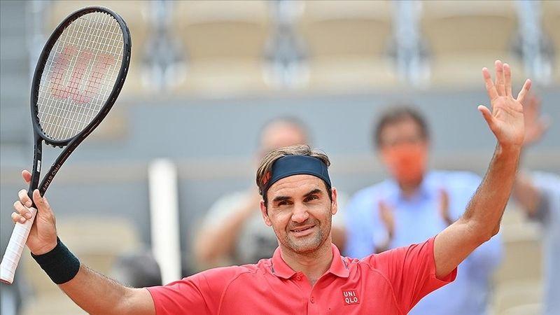 İsviçreli tenisçi Federer Fransa Açık'tan çekildi