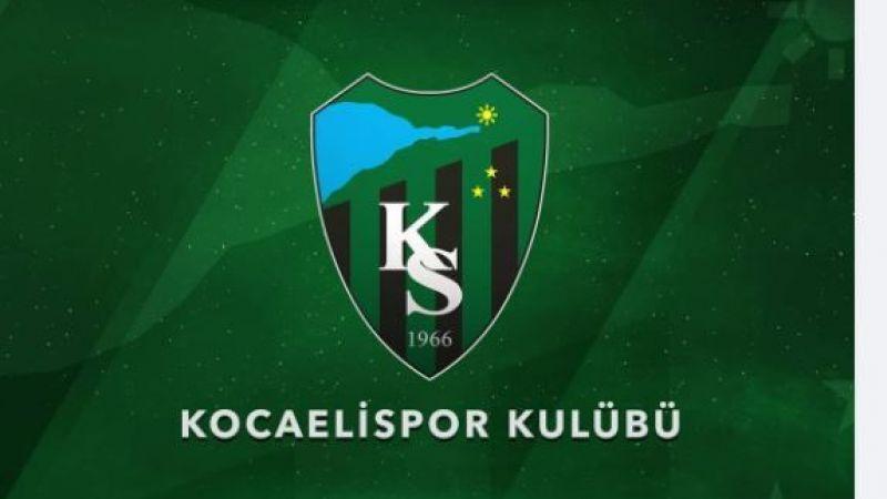 Kocaelispor, Caner Arıcı ile görüşmediklerini duyurdu