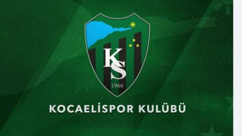Kocaelispor Mesut Özdemir ile sözleşme yeniledi