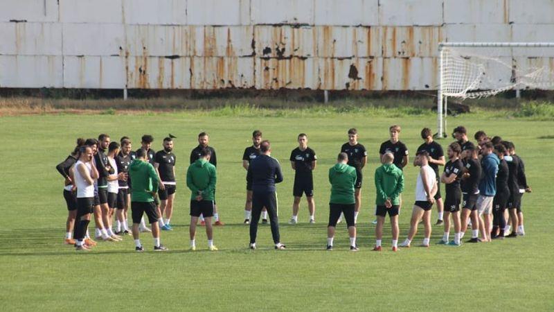 Yeni sezon öncesi Kocaelispor'un kamp programı netleşti
