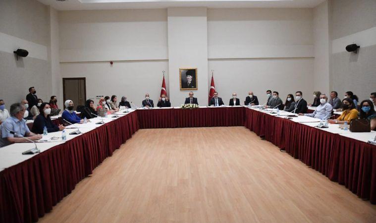 Yabancı Uyruklu Vatandaşların Sorunlarıyla İlgili İstişare Toplantısı Yapıldı