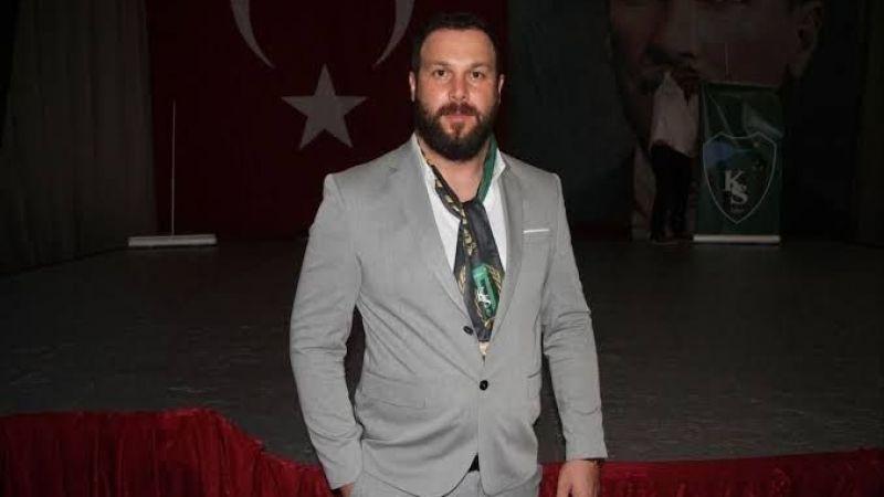Kartepeli iş insanı Vural Yıldız Kocaelispor'dan istifa etti