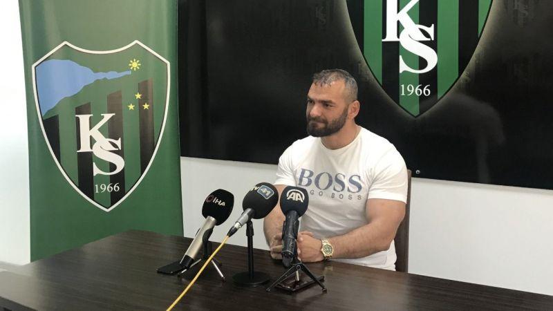 Kocaelispor, Rumen golcü Bogdan Stancu'yu transfer etmek istiyor
