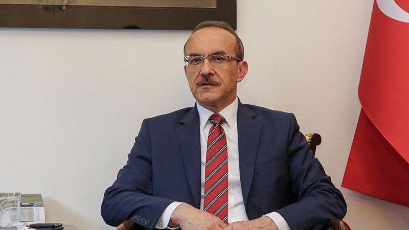 """Vali Yavuz, """"Kızılay'ı desteklemeyi sürdüreceklerine yürekten inanıyorum"""""""