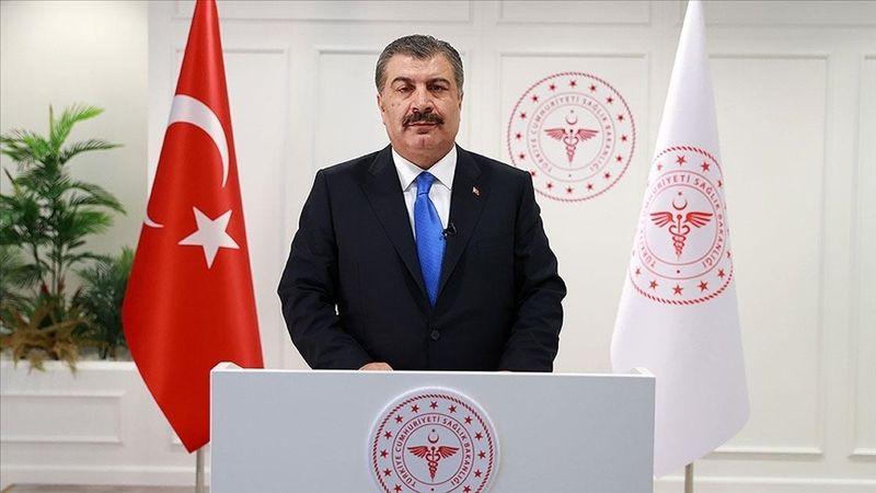 Sağlık Bakanı Koca: Günlük doz sayısında ileriki saatlerde yeni bir rekora ulaşacağız