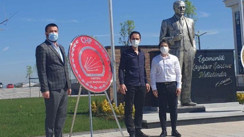 """CHP Gençliğinden Kartepe Belediyesine 19 Mayıs tepkisi; """"Samimi değilsiniz!"""""""