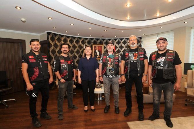 'Papetti' Mahmut Eymirli'nin adı Akmeşe Cross alanında yaşayacak
