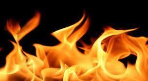 Kocaeli'de çıkan yangında fabrikanın sosyal tesisinde hasar oluştu