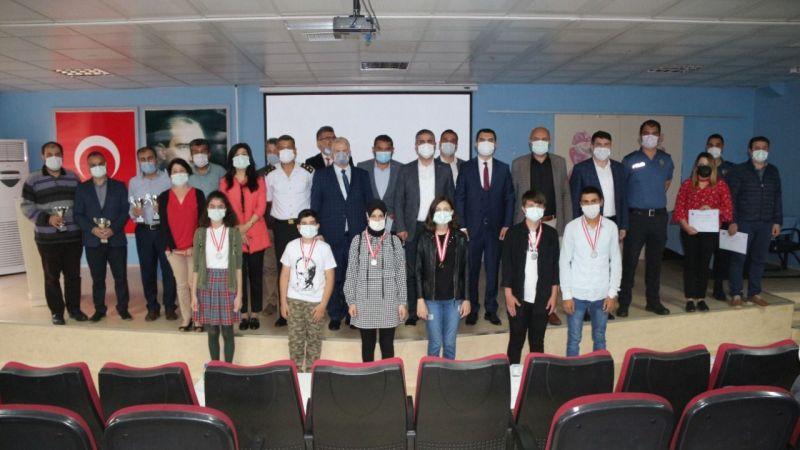 Kandıra'da okuma yarışması düzenlendi