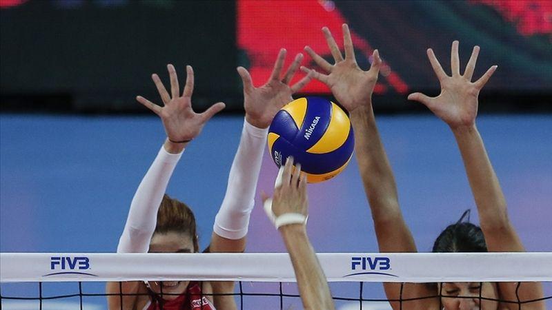 'Filenin Sultanları' FIVB Milletler Ligi'nde yarın Hollanda ile karşılaşacak