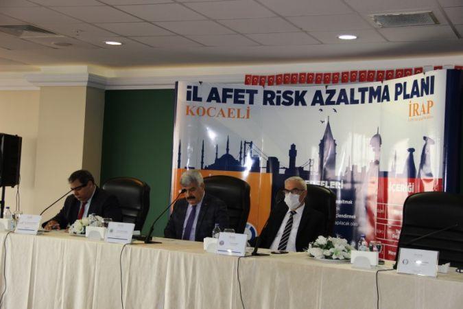 """AFAD Kocaeli """"İRAP"""" 2. Çalıştayını gerçekleştirdi"""