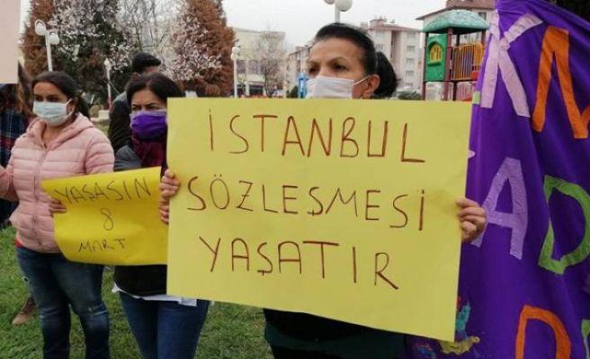 Emek Partisi: İstanbul Sözleşmesi mücadeleyle kazanıldı, mücadeleyle uygulatılacak