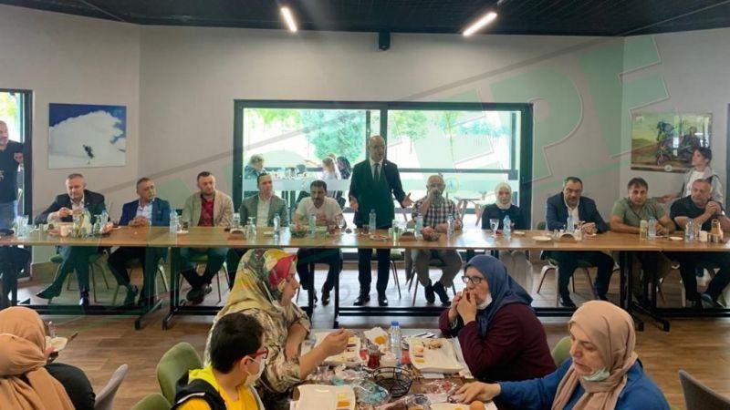 """Ünlü, """"Büyükşehir'in amatör spor kulüplerine destek programının mimarı MHP'dir"""""""