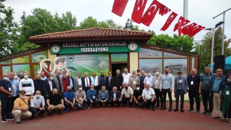 Kocaeli Artvin Batum Federasyonunda Kalyoncu'ya Güvenoyu