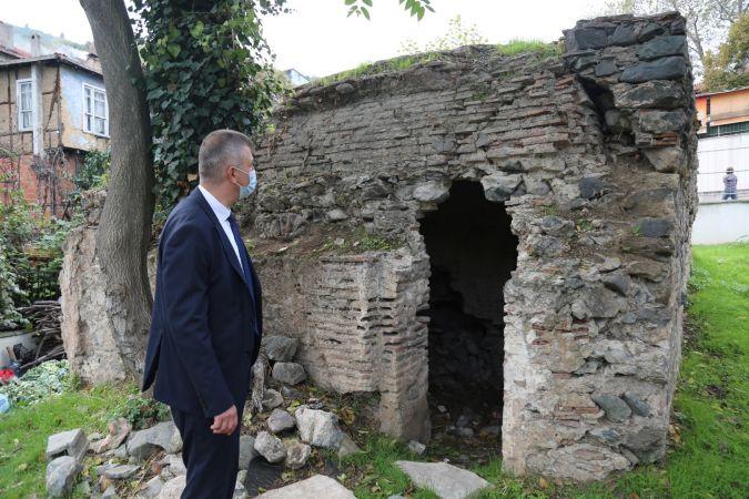 Osmanlı Dönemi Tarihi Hamam Restorasyon projesi onaylandı