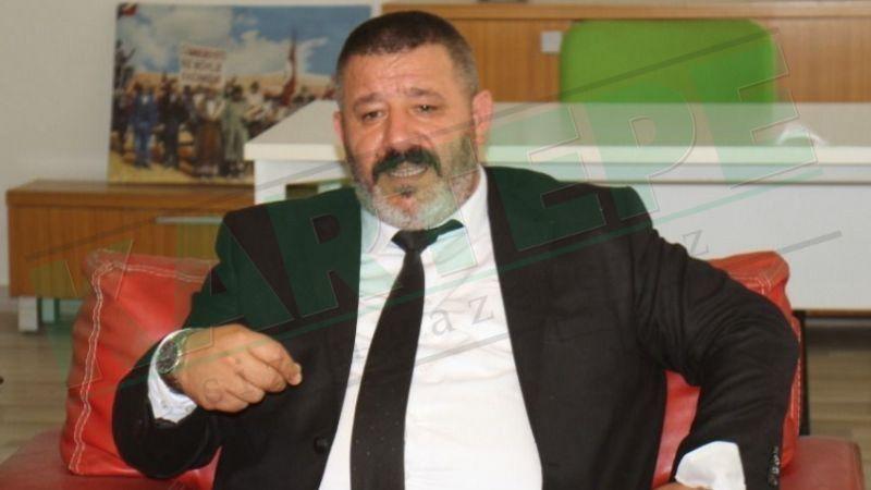 """Sandıkçıoğlu'ndan Meclis Üyelerine tepki; """"Şakşakçılık yapın diye oy vermedi millet size"""""""