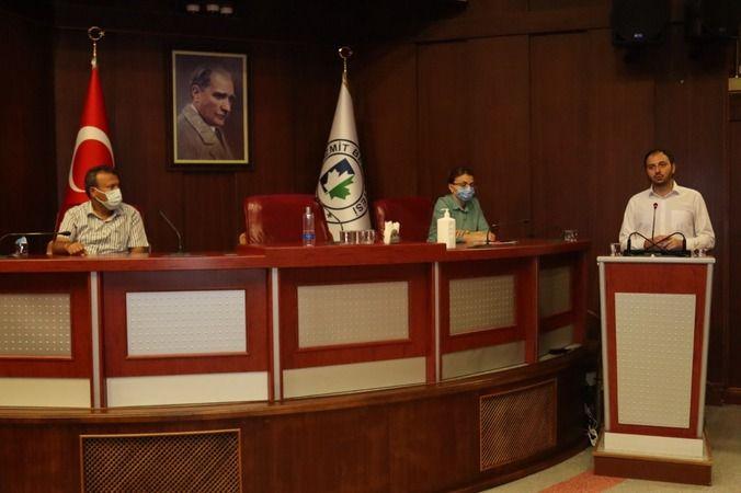 İzmit Belediyesi KVKK eğitimlerine devam ediyor