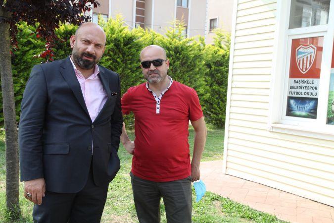 Başiskele Belediyespor'un Yeni Başkanı Serdar Tunçay